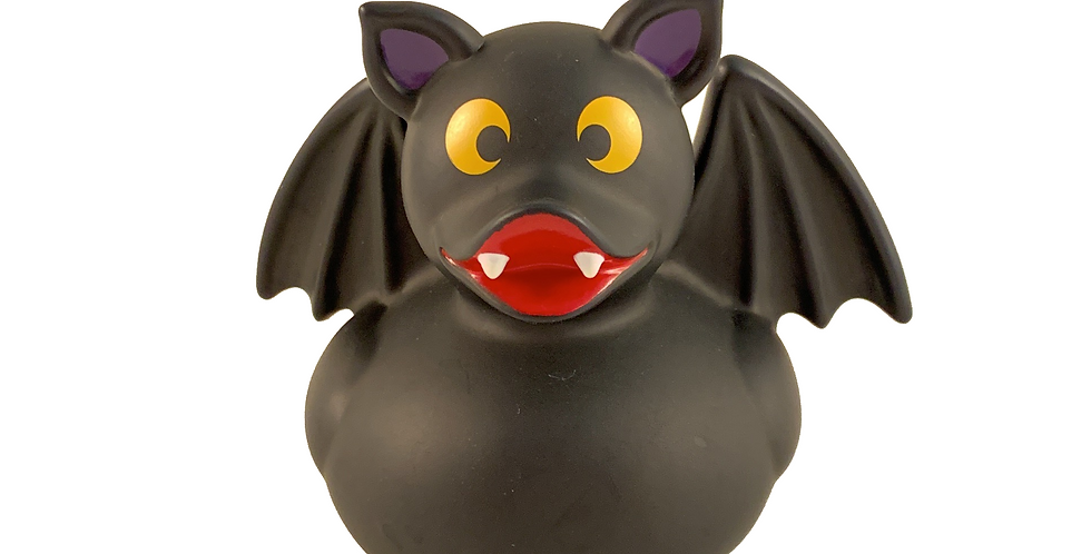 Bat Rubber Duck