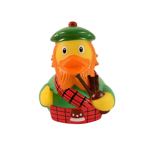 Scottish Rubber Duck