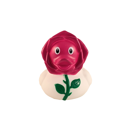 Rose Rubber Duck