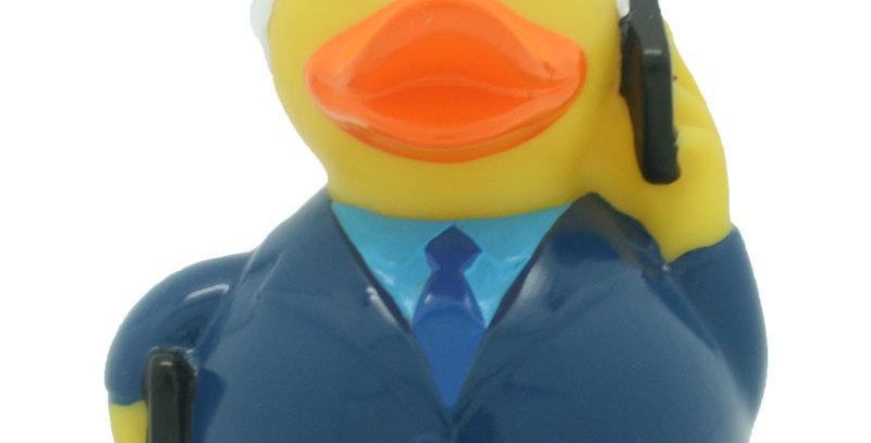 Businessman Rubber Duck