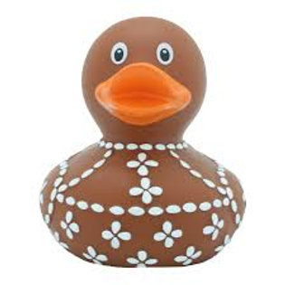 Gingerbread Rubber Duck