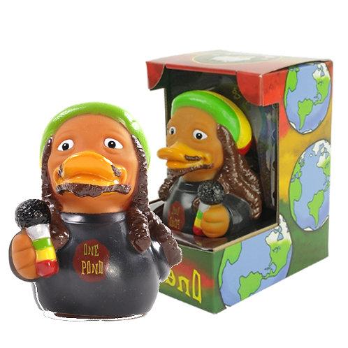 One Pond Rasta Duck