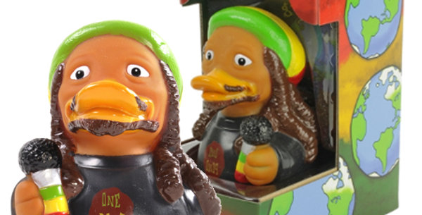 One Pond Rasta Duck