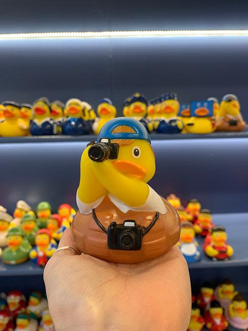 Photographer Rubber Duck