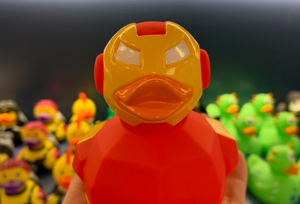 Red Man Rubber Duck