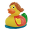 Thumbnail: Surfer Rubber Duck
