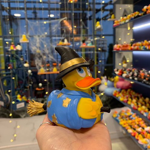 Witch Eco Rubber Duck