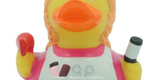 Hairdresser Rubber Duck