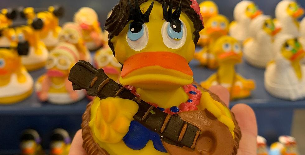 Hawaiian Eco Rubber Duck