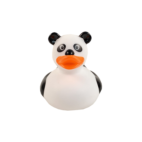 Panda Rubber Duck