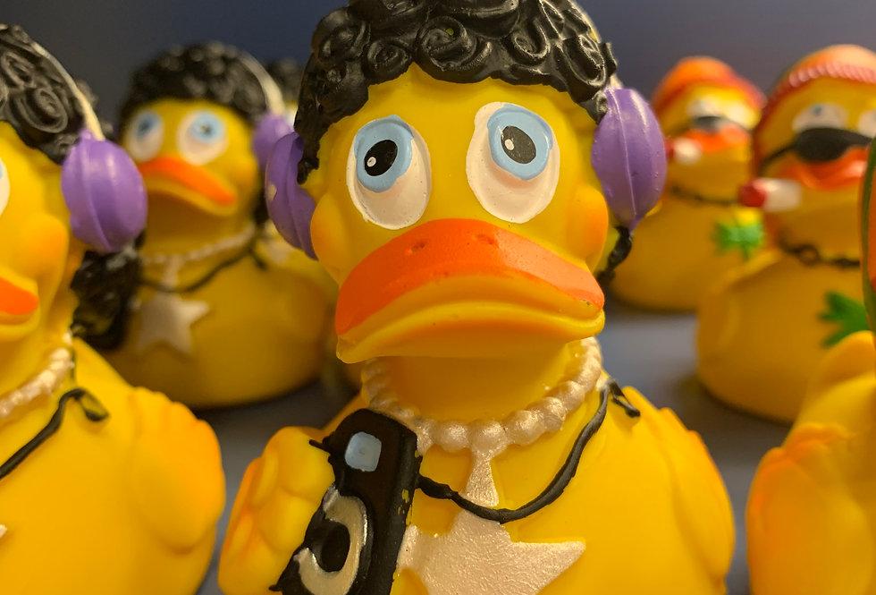 DJ Eco Rubber Duck