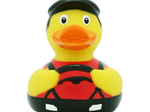 Truck Driver Rubber Duck