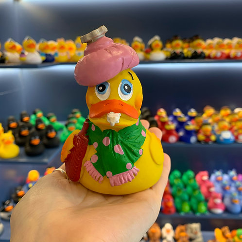 Get Well Eco Rubber Duck
