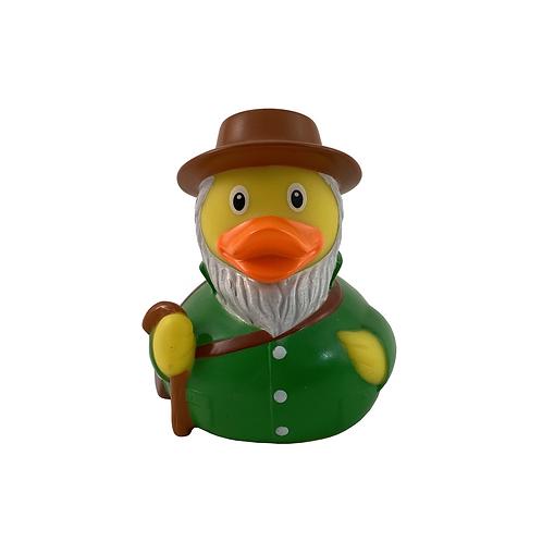 Shepherd Rubber Duck