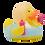 Thumbnail: Fitness Girl Rubber Duck