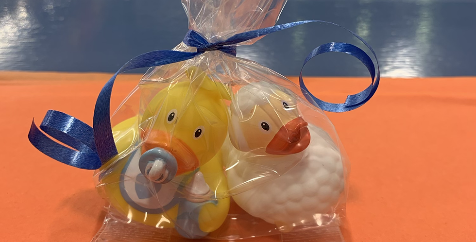 Baby Boy & Sheep Mini Gift Set