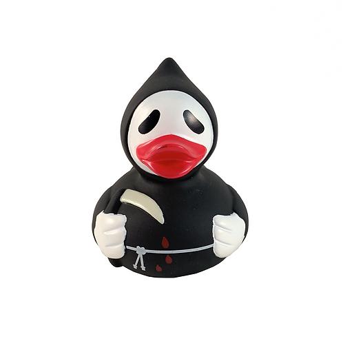 Grim Reaper Rubber Duck