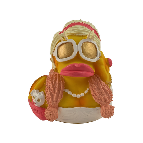 Fashionista Eco Rubber Duck