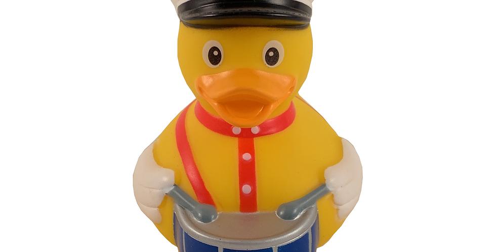 Drummer Rubber Duck