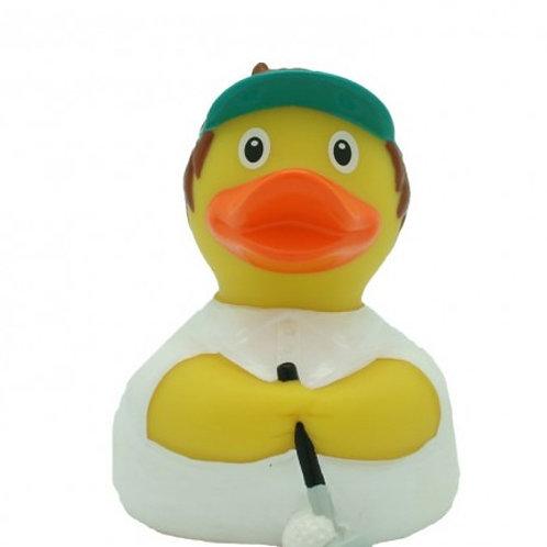 Golf Rubber Duck