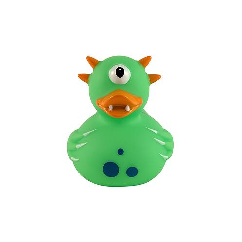 Green Monster Rubber Duck