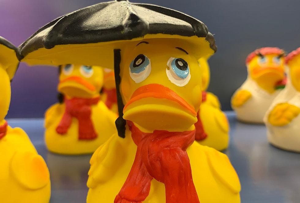 Umbrella Eco Rubber Duck