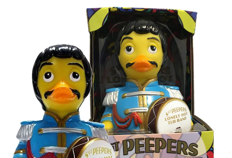 Sgt Peepers Lonely Hot Tub Band