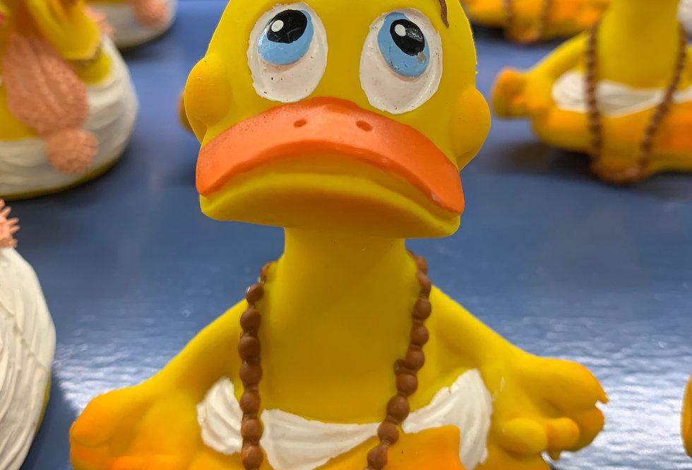 Yoga Eco Rubber Duck