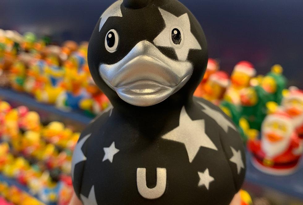 Black Star Magic Duck