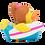 Thumbnail: Surfer Girl Rubber Duck