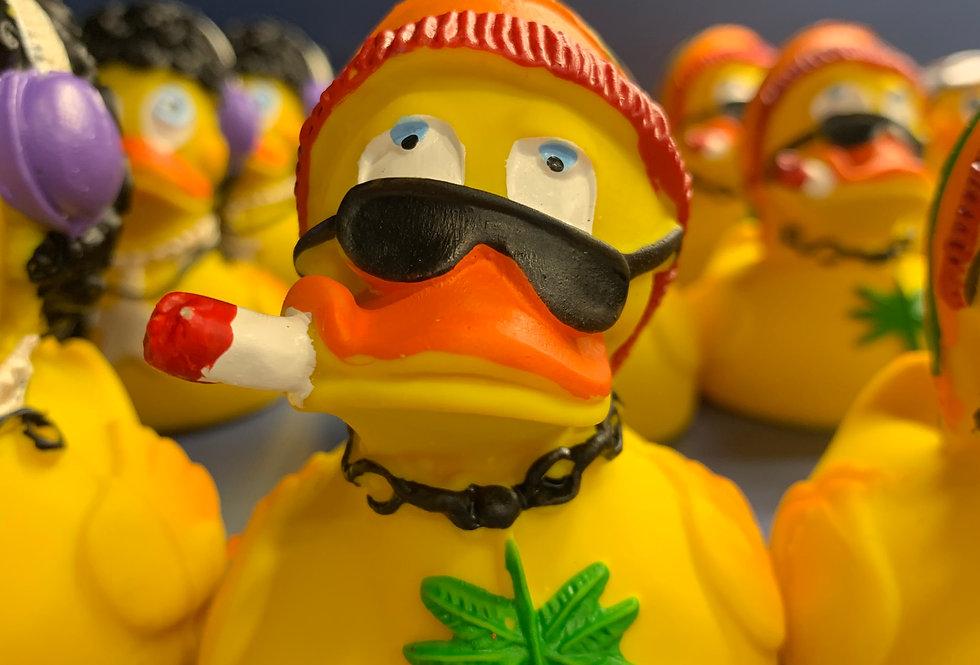 Rasta Eco Rubber Duck