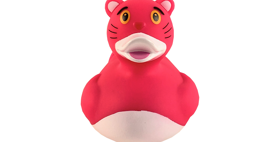 Panther Rubber Duck