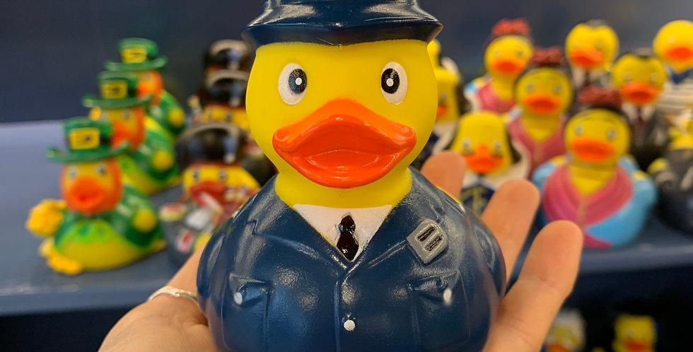 Policeman Duck