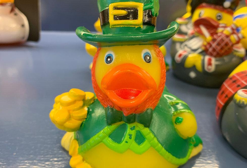 Irish Rubber Duck