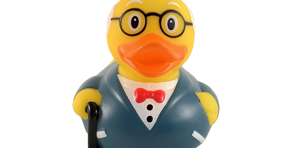 Grandpa Rubber Duck