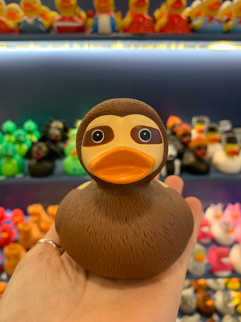 Sloth Rubber Duck