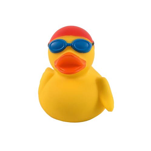 Swimmer Rubber Duck