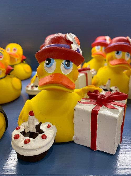 Birthday Eco Rubber Duck