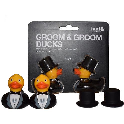 Groom and Groom Mini Ducks