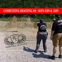 competitive shooting 101 idpa fun & gun