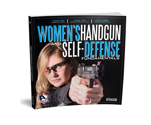 USCCA Women's Handgun & Self Defense Fundamentals Book