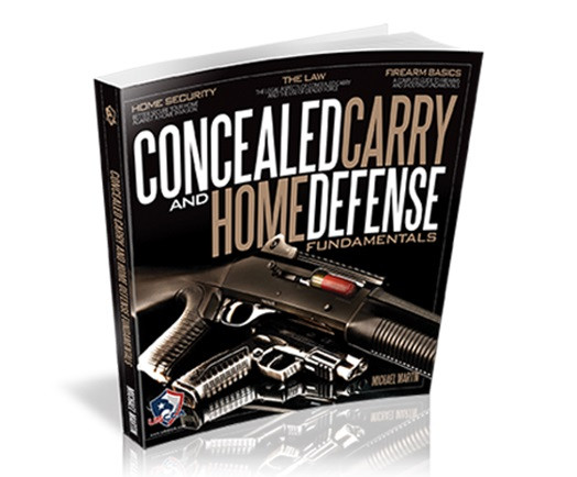 USCCA Concealed Carry & Home Defense Fundamentals Book