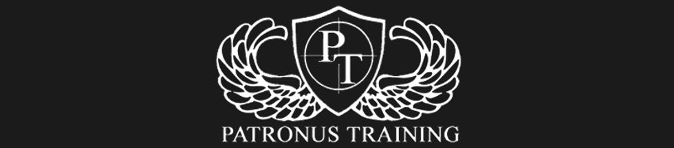 Patronus Training Logo