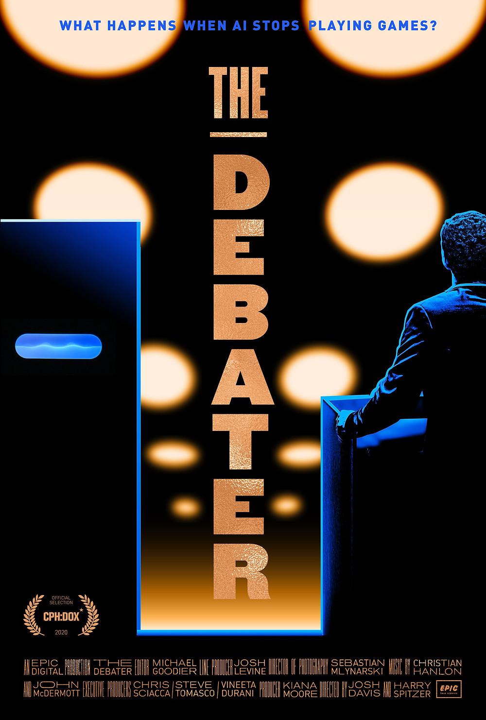 The Debater Film Poster