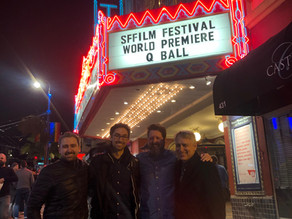 Q Ball At The SFFILM Festival
