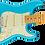 Thumbnail: Fender American Professional II Stratocaster®, Maple Fingerboard, Miami Blue