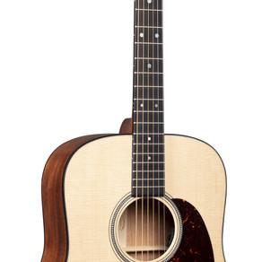 Martin Akustikgitarre D-16E Mahogany