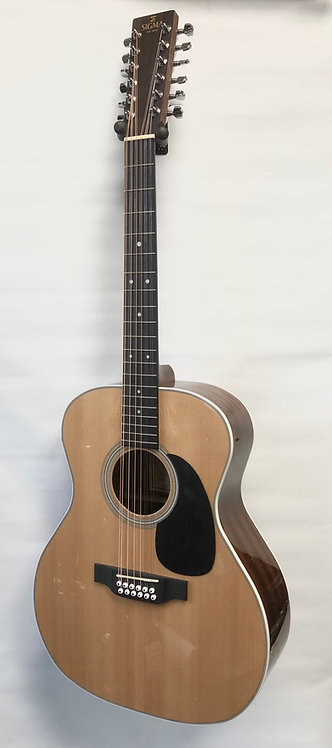 SIGMA Westerngitarre JM-12-1STE+ 12-String