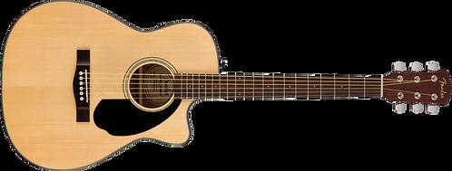 Fender Akustikgitarre CC-60SCE Concert, Walnut Fingerboard, Natural