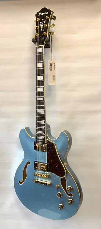 IBANEZ AS 83 STE E-Gitarre in Steel Blue